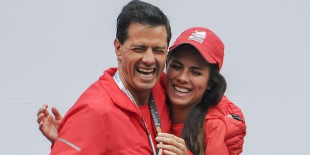 Paulina Peña Pretelini es la hija mayor de Enrique Peña Nieto.