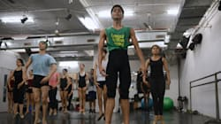 He Was A Hip Hop Dancer From A Mumbai Slum. Now He's A Ballerino In