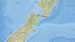 Le séisme en Nouvelle-Zélande provoque un tsunami dont on ne connaît pas encore