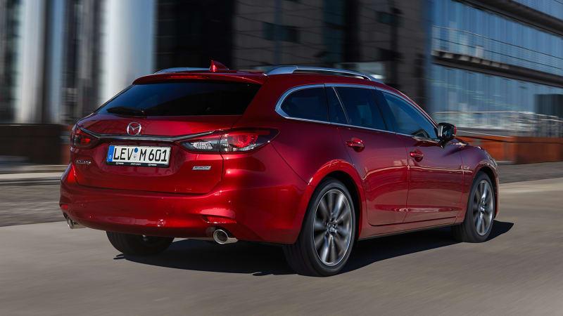 2018 Mazda6 Wagon Beautiful But Forbidden Originally Eared On Autoblog Tue 06 Mar 11 52 00 Est