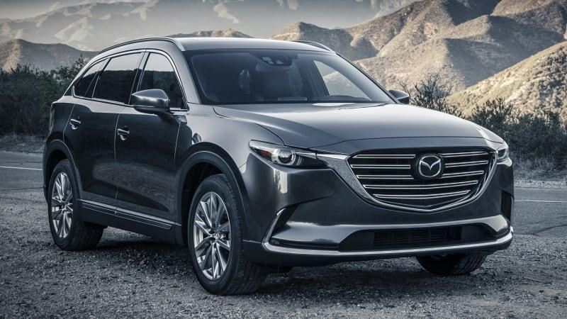 2017 Mazda CX-9 packs turbo power, fresh style - Autoblog