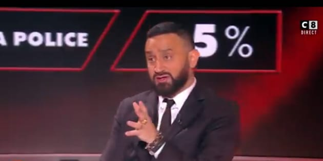 """Gilets jaunes: Cyril Hanouna a reçu un """"sympathique SMS"""" d'Emmanuel Macron"""