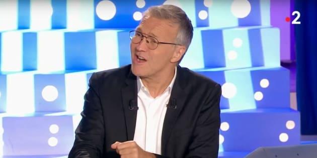 ONPC: Laurent Ruquier n'est pas très emballé par la proposition de Pascal Canfin sur les lobbys