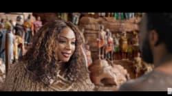 Tiffany Haddish Channels 'Black Panther,' Goes To Wakanda In MTV Movie Awards