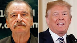 Former Mexican President Warns Donald Trump: 'You've Got To Get Your Sh*t