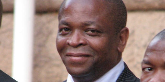 Ramaphosa's spokesperson Ronnie Mamoepa has died