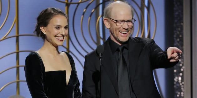 Golden Globes: avant de remettre le prix du meilleur réalisateur, Natalie Portman a fait une précision de taille.