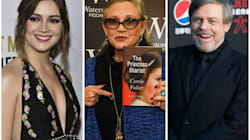 Mark Hamill And Billie Lourd Sweetly Celebrate Carrie Fisher's Grammy