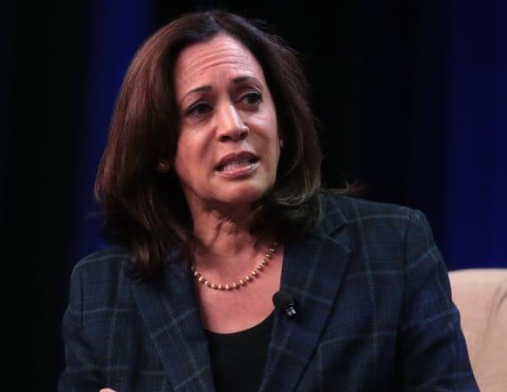 Kamala Harris makes stark prediction on impeachment