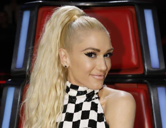 Gwen Stefani ruptures her eardrum