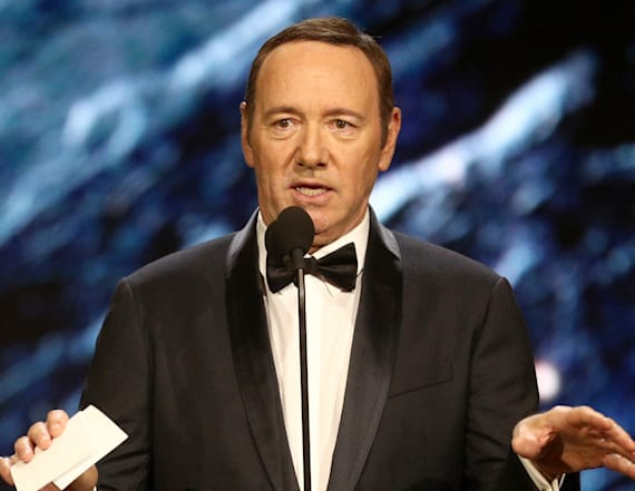 Kevin Spacey's new film makes $287 in two days