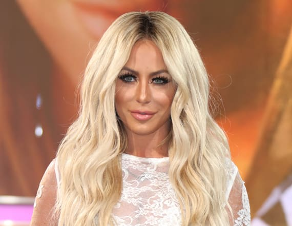 Aubrey O'Day said she's attracted to 'big egos'
