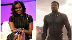 Michelle Obama Hails 'Black Panther' For Inspiring 'People Of All