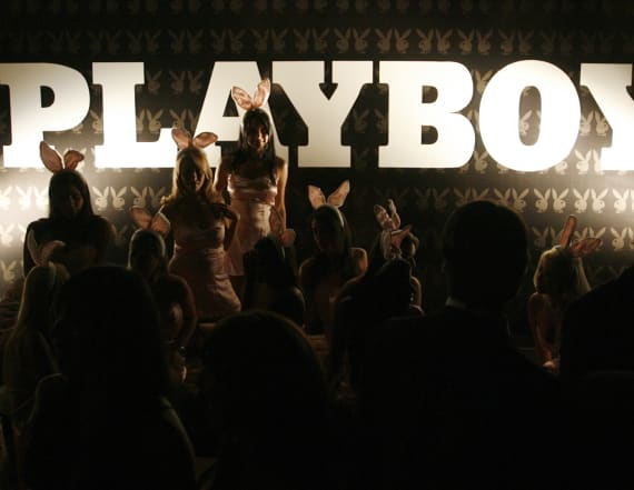Report: Playboy is suing a cryptocurrency platform