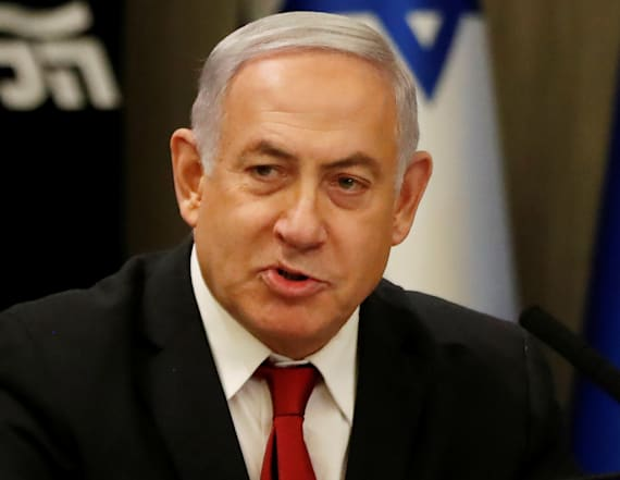 Netanyahu's grip on Israel slips as rival backed