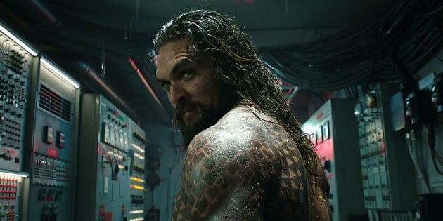 Depois de se destacar como Aquaman em 'Liga da Justiça' Jason Momoa, o eterno Khal Drogo de 'Game of Thrones', ganha seu filme solo.