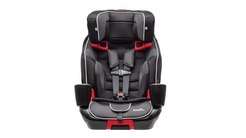 evenflo recalls child seats because kids can loosen harness autoblog. Black Bedroom Furniture Sets. Home Design Ideas