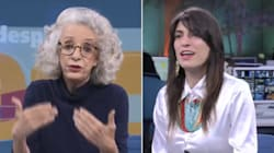 Marta Lamas y Catalina Ruiz Navarro discuten sobre el manifiesto de Catherine