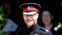 Prince Harry Returns From His Honeymoon And Is Back In The