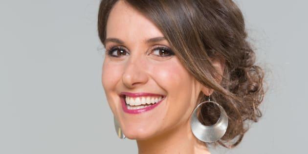 "Fanny Agostini, la présentatrice de ""Thalassa"" s'est mariée"