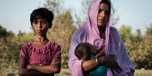 Les enfants rohingyas ne devraient pas souffrir de l 39 inaction huffpost qu bec - Rever de porter un bebe dans ses bras ...