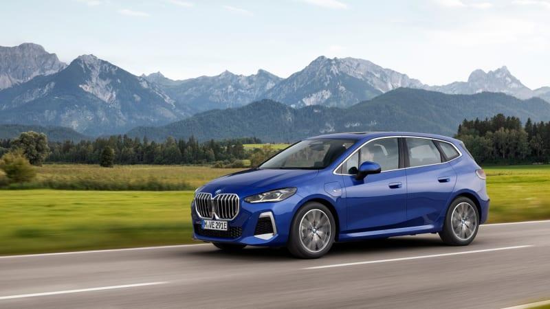 Der 2er Active Tourer von BMW geht in die zweite Generation€
