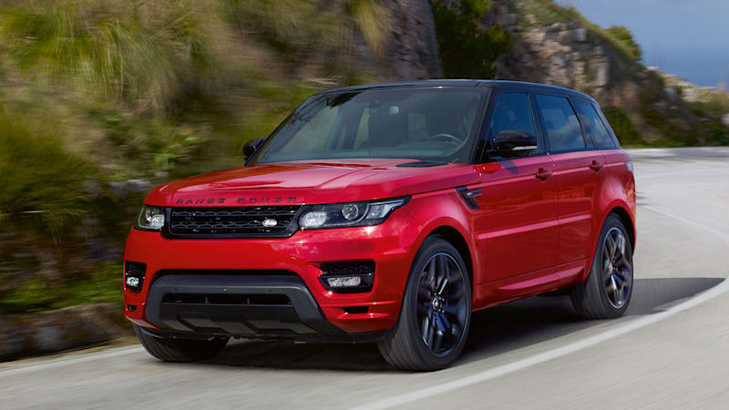 Land Rover Announces Limited Edition 380 Hp Range Sport Hst