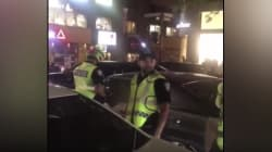 Montreal Police Open Probe After Driver Allegedly Pepper-Sprayed For
