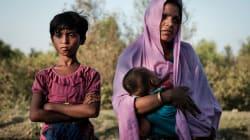 BLOGUE Les enfants rohingyas ne devraient pas souffrir de