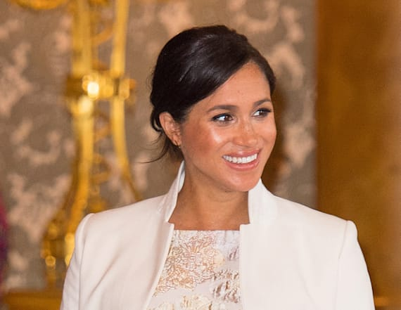 Meghan Markle's plans for maternity leave: report