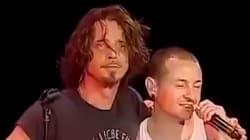Quand Chester Bennington rendait hommage à son ami Chris Cornell: