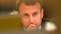 Quand Macron s'élevait contre