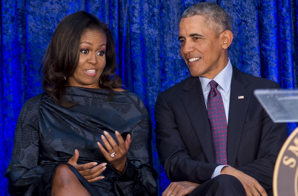 Obamas option Michael Lewis's Trump administration book for possible