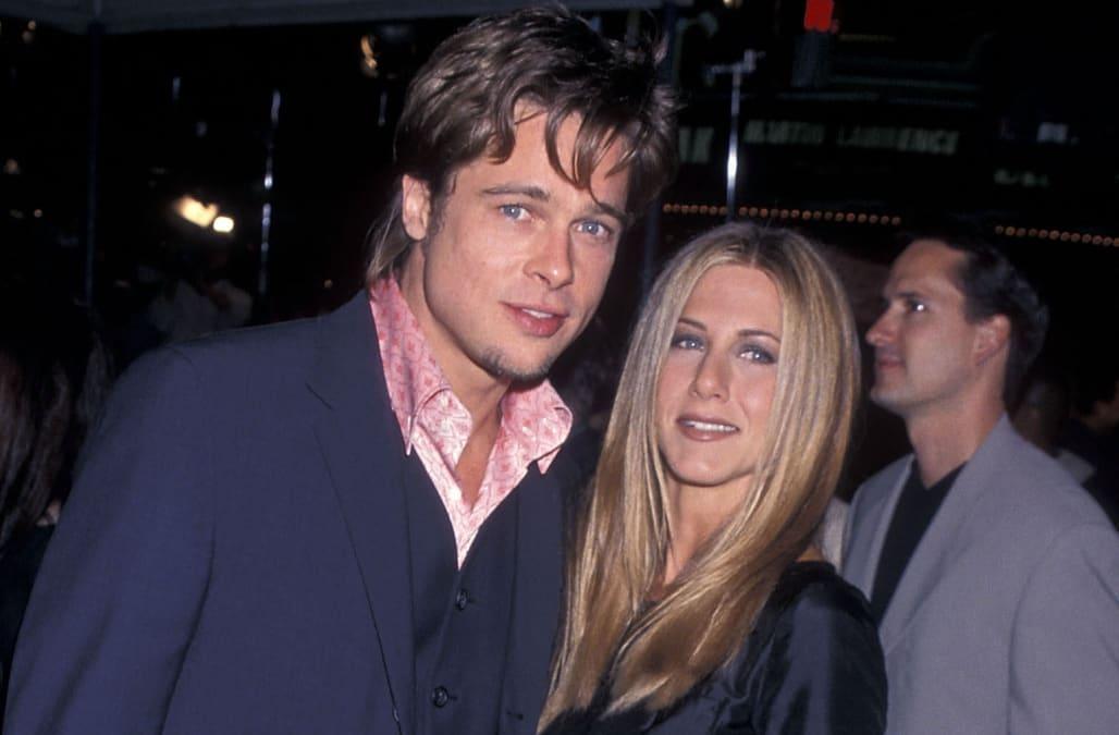 Brad Pitt Has One Major Regret In Jennifer Aniston Marriage Aol