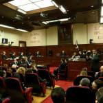 Seis ministros de la SCJN 'destrozan' el proyecto de la Ley de Seguridad
