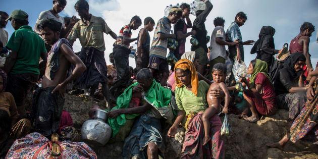 Rohingyas: promesses de 340 millions de dollars d'aide