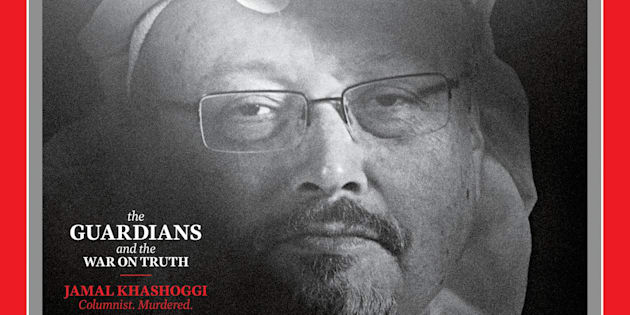 """Khashoggi e i giornalisti """"guardiani"""" sono le Pers"""