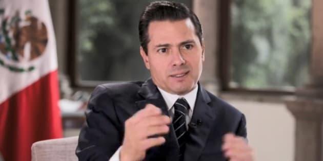 El presidente Enrique Peña Nieto respondió un día después a las acusaciones de Joaquín 'el Chapo' Guzmán, sobre presuntos sobornos del Cártel de Sinaloa a dos gobiernos mexicanos.