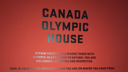 The Canada Olympic House Has A Powerful Message For