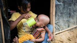 Dietro a ogni emergenza c'è un bambino. Non si può aspettare che la guerra finisca, 50 milioni di bambini hanno bisogno ora d...