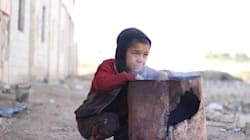 BLOGUE Survivre à l'hiver en Syrie: des millions d'enfants menacés par le