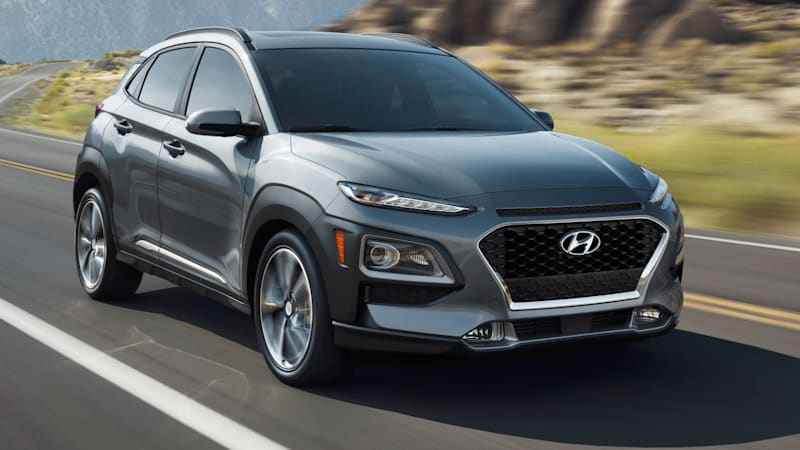 The 2019 Hyundai Kona Is Marking Its Second Year On Market With A Few Upgrades To Sweeten Funky Subcompact Crossover Most Significant Change