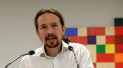 Pablo Iglesias apoya a los trabajadores de TVE en contra de la cobertura del