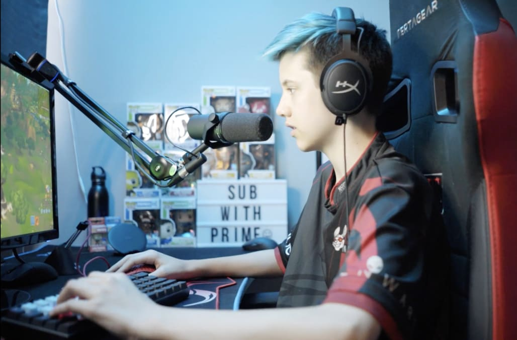Meet The 15 Year Old Fortnite Player Taking Thousands Of