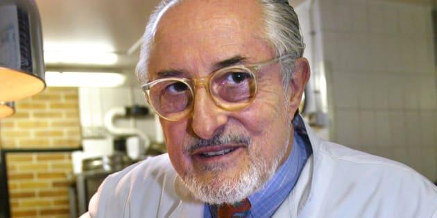 Alain Senderens, le chef qui a rendu ses trois étoiles pour proposer une cuisine plus abordable