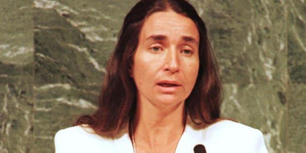 Julia Carabias será designada con la Medalla Belisario Domínguez 2017