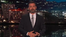 Jimmy Kimmel Breaks Down Responding To Las Vegas