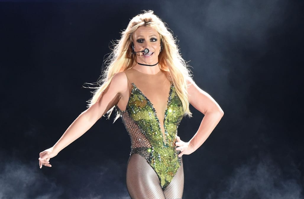 Britney Spears causes chaos in Jerusalem - AOL Entertainment Britney Spears Toxic