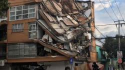 El temblor de México se 'sintió' en