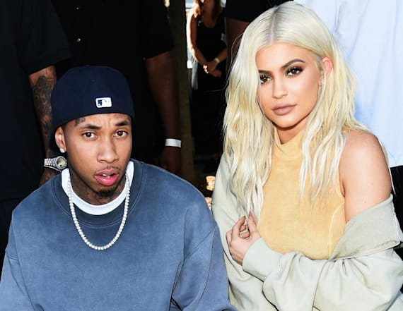 Tyga breaks silence on ex Kylie Jenner's pregnancy